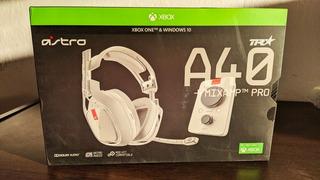 Auricular Astro A40 Tr + Mixamp Pro Tr