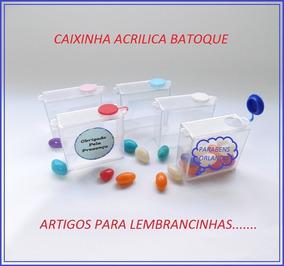 Caixa Acrílica 5x5 (70 Pçs)