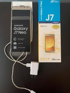 Celular Samsung Galaxy J7 Neo Dorado
