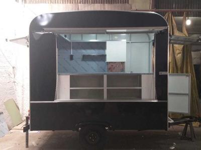 Trailer Food Truck - Novo, Direto Da Fábrica