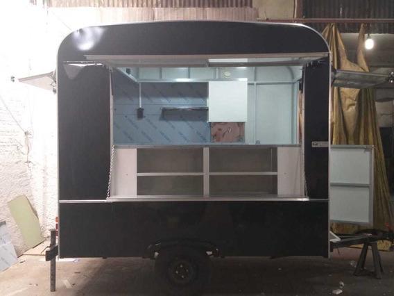 Trailer Food Truck - Pronta Entrega - Novo Direto Da Fábrica