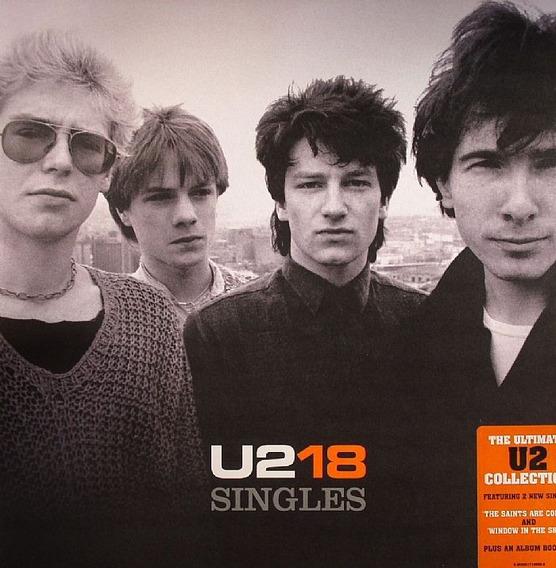U2 - 18 Singles The Ultimate Collection (vinilo Doble Nuevo)