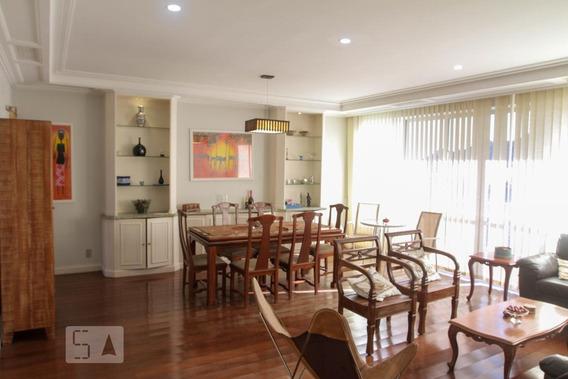 Apartamento Para Aluguel - Leblon, 3 Quartos, 136 - 892983093