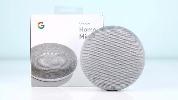 Google Home Mini Assistente Lacrado