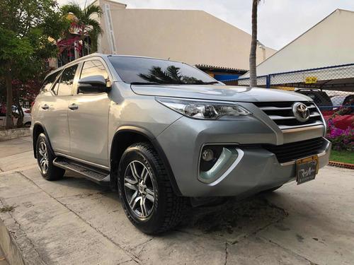 Toyota Fortuner 2018 Blindada 2.7l Mid