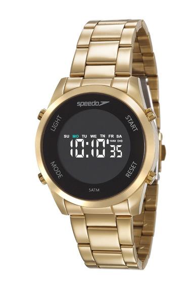 Relógio Speedo Feminino 24873lpevde1 Digital