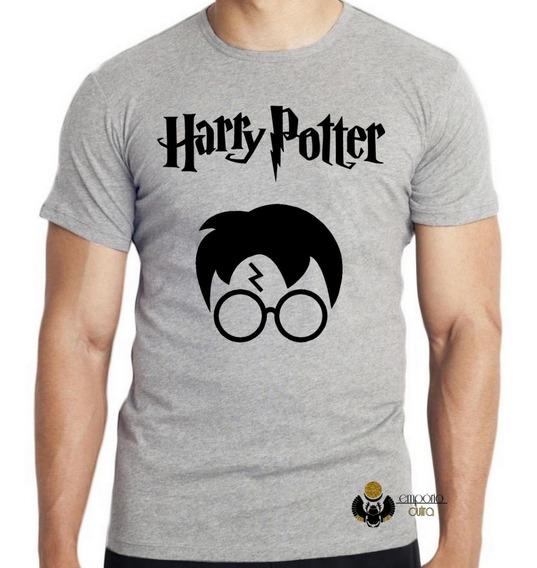 Camiseta Infantil Kids Harry Potter Bruxo Magico Varinha