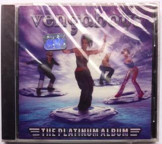Vengaboys. The Platinum Album. Cd Original, Nuevo