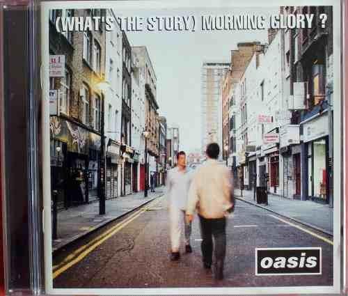 Oasis - (what's The Story) Morning Glory? - Cd Nacional