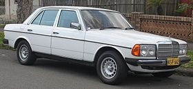 Manual De Despiece Mercedes Benz W123 (1976-1985) Español