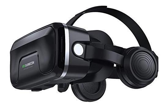 Gafas De Realidad Virtual Para iPhone Sony Samsung Huawei