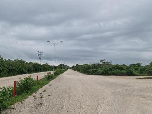 Imagen 1 de 4 de Terreno En Venta Carretera Mérida-progreso