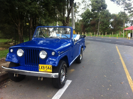 Jeep Comando Viasa 1969