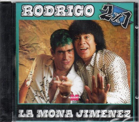 Rodrigo La Mona Jimenez - 2 X 1 - Los Chiquibum