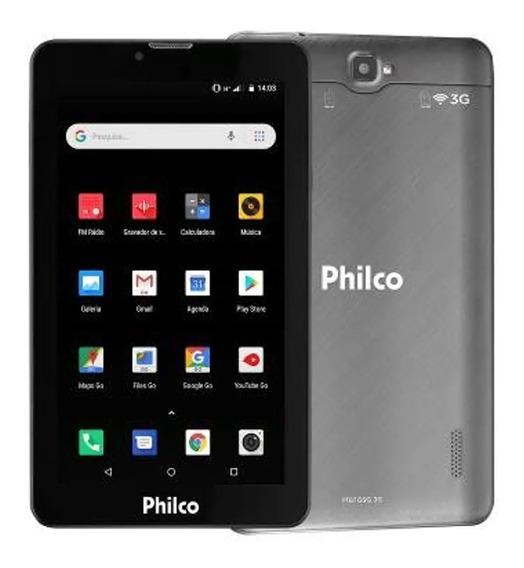 Tablet Philco Ptb7qsg 3g Preto Bivolt