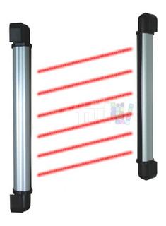 Cerca 40cm Sensores Infrarrojos Perimetral 100 Mts 2 Rayos