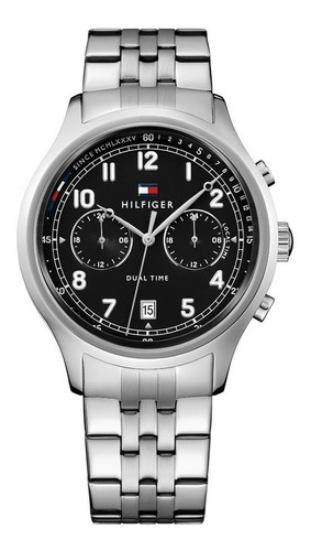 Reloj Tommy Hilfiger Hombre 1791389 Dual Time
