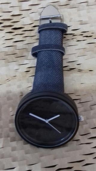 Relógio Unissex Preto, Cód. 00368