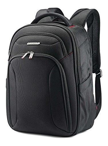 Morral Samsonite Xenon 3.0 Slim Business Backpack, Negro