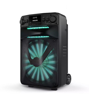 Torre Philips Tanx50/77 12 40w Rms Carry On Bluetooth
