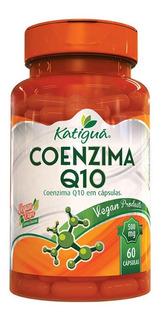 Coenzima Q10 Coq10 Vegano Katigua 60 Caps