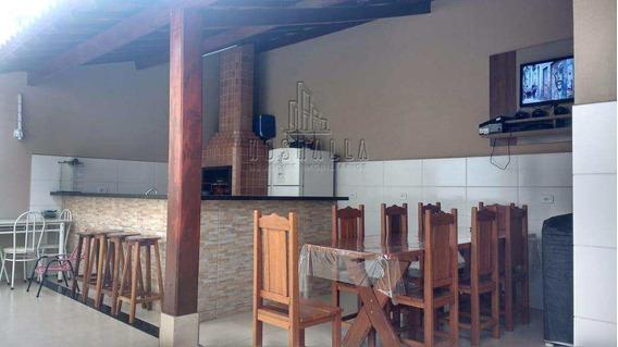 Casa Com 3 Dorms, Residencial Jaboticabal, Jaboticabal - R$ 230.000,00, 142,4m² - Codigo: 442700 - V442700