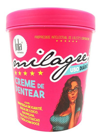 Lola Cosmetics Milagre! - Creme Para Pentear 450g