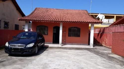 Imagem 1 de 9 de Casa Litoral Sul Lado Praia Ref. 4595/dz