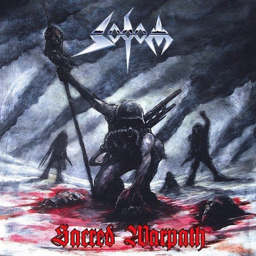 Cd : Sodom - Sacred Warpath (extended Play)