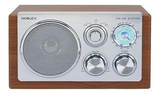 Radio Electrica Noblex Rx40m Am Fm Analogica