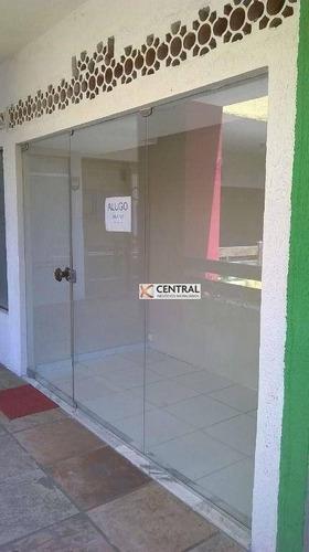 Sala Para Alugar, 18 M² Por R$ 800,00/mês - Itapuã - Salvador/ba - Sa0338