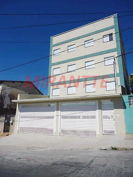 Apartamento Em Jardim Recreio - São Paulo, Sp - 322078