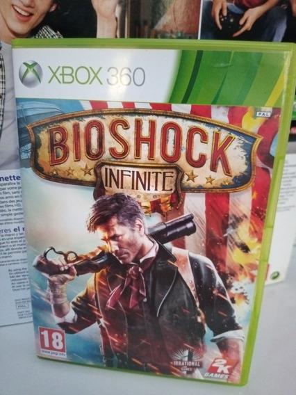 Bioshock Infinite Midia Física Xbox 360 Original Pr/ Entrega