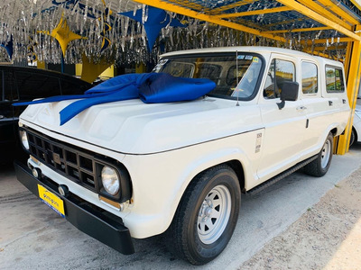 Chevrolet D10 4.0 Custom S Cd 8v Diesel 4p Manual