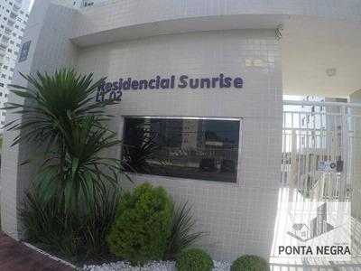 Apartamento Com 3 Dormitórios À Venda, 85 M² Por R$ 350.000 - Dom Pedro - Manaus/am - Ap0530