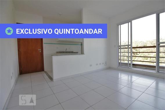Apartamento No 7º Andar Com 2 Dormitórios E 1 Garagem - Id: 892960436 - 260436