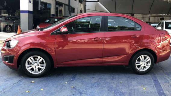 Chevrolet Sonic 2016 4p Lt L4/1.6 Man