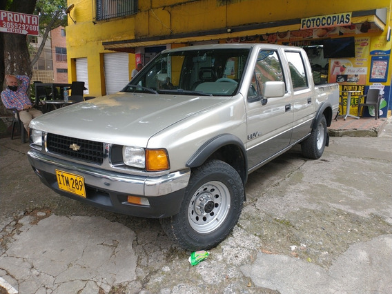 Chevrolet 1992 Luv Tfs