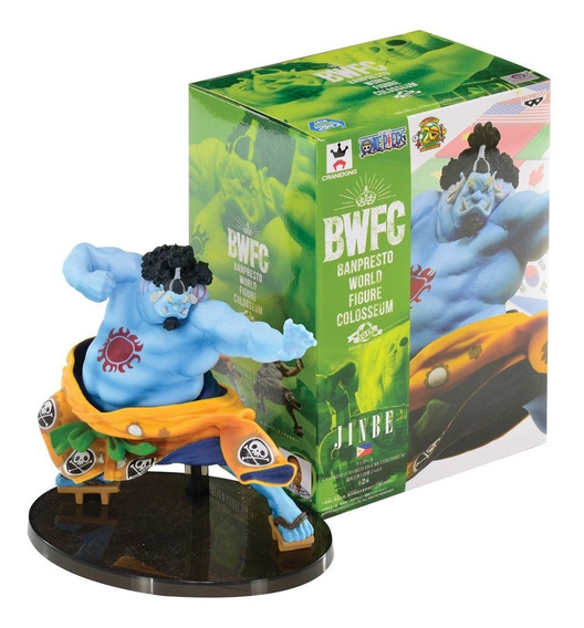 Jinbei - Figure One Piece World Colosseum2 Vol 4