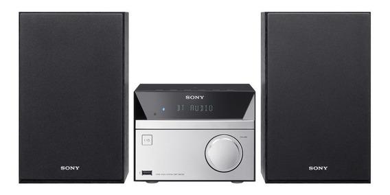 Microcomponente Sony Hi-fi Con Bluetooth-cmt-sb20