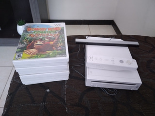 Consola De Videojuegos Wii