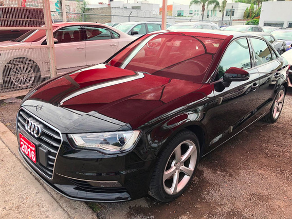 Audi A3 1.4t Ambiente Aut 2016 Credito Recibo Auto Financiam