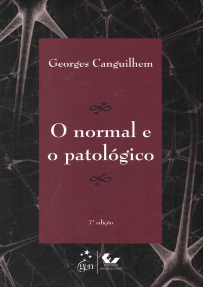 Normal E O Patologico, O - 7ª Ed