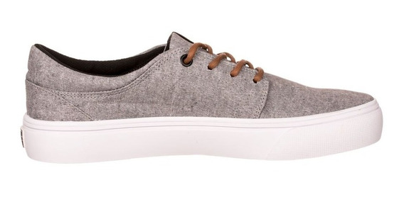 Tenis Dc Shoes Trase Tx Cinza