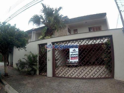 Casa À Venda, 363 M² Por R$ 980.000,00 - Guanabara - Londrina/pr - Ca0195