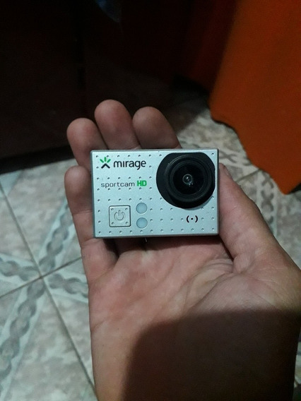 Câmera Sportcam Milagem Hd
