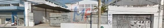 Ref: 10.755 Ótimo Galpão Com 1.800 M² E 2.400 M² De A.c. No Bairro Barra Funda. Zoneamento: Zc. Aceita 30% Em Permuta. - 10755