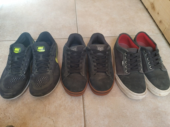 Zapatillas Vans, Dc Y Nike