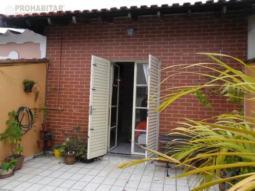 Imagem 1 de 19 de Sobrado À Venda, 159 M² Por R$ 480.000,00 - Jardim Regis - São Paulo/sp - So1344