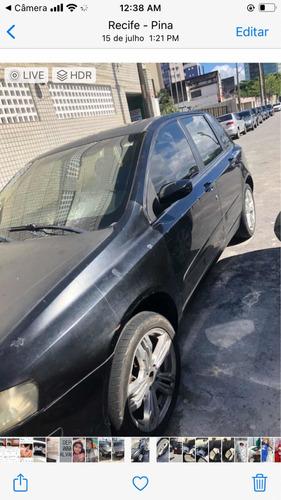 Imagem 1 de 4 de Fiat Stilo 2007 1.8 8v Sporting Flex 5p